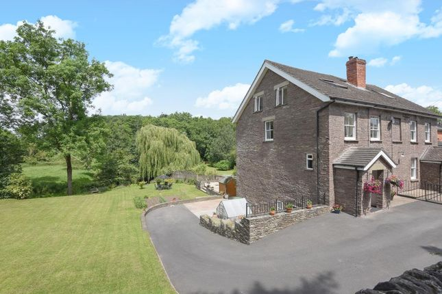 Thumbnail Semi-detached house for sale in Pontrilas, Hereford
