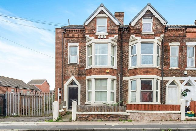 Thumbnail Flat to rent in Wadham Road, Bootle