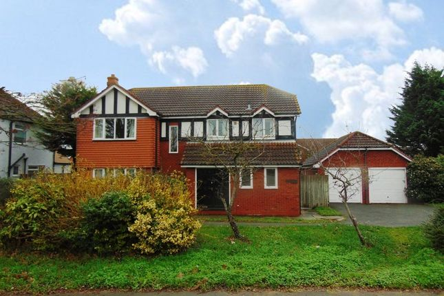 Thumbnail Detached house for sale in Thistledown, Evesham