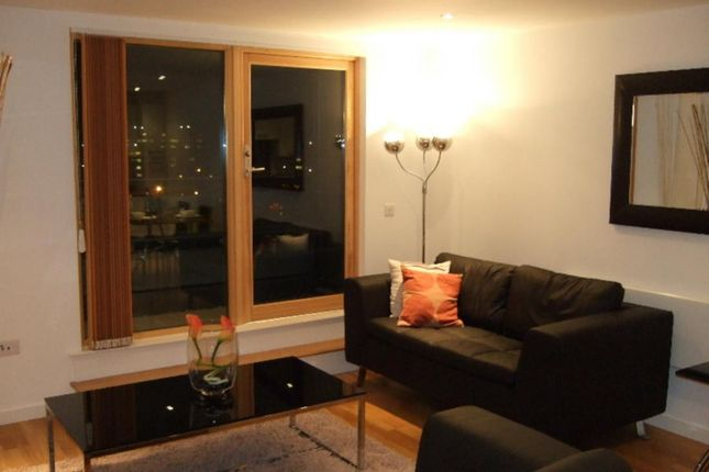 Thumbnail 2 bed flat to rent in The Gate Way West, East Street, Leeds