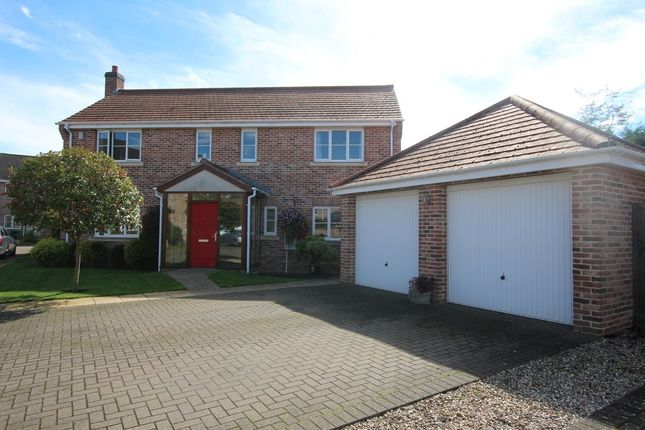 Thumbnail Detached house for sale in Mitchells Yard, Wilburton, Ely