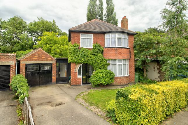 Thumbnail Detached house for sale in Walney Road, York