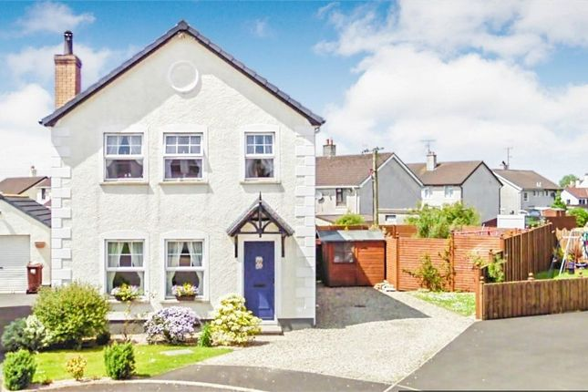Thumbnail Detached house for sale in Gleneagles, Cloughmills, Ballymena, County Antrim