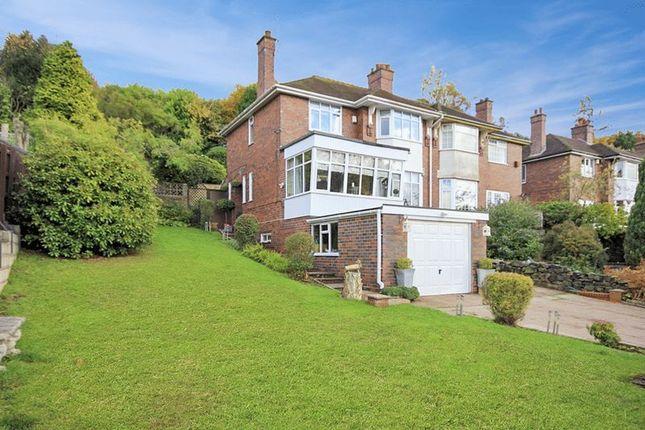 Thumbnail Semi-detached house for sale in Lightwood Road, Lightwood, Longton, Stoke-On-Trent