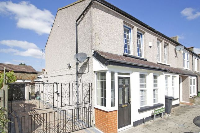 Thumbnail End terrace house for sale in Foxbury Road, Bromley