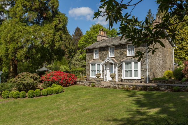Thumbnail Detached house for sale in Fell Foot Cottage, Newby Bridge, Ulverston