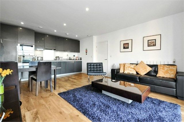 Thumbnail Flat for sale in Conningham Court, 19 Dowding Drive, London