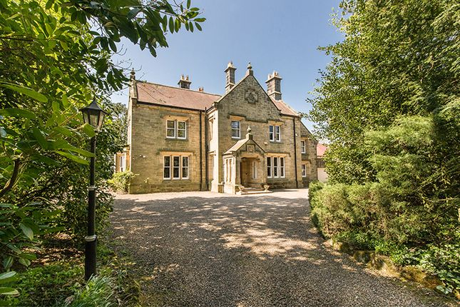 7 bed detached house for sale in The Old Vicarage, Newton Hall, Newton, Stocksfield, Northumberland