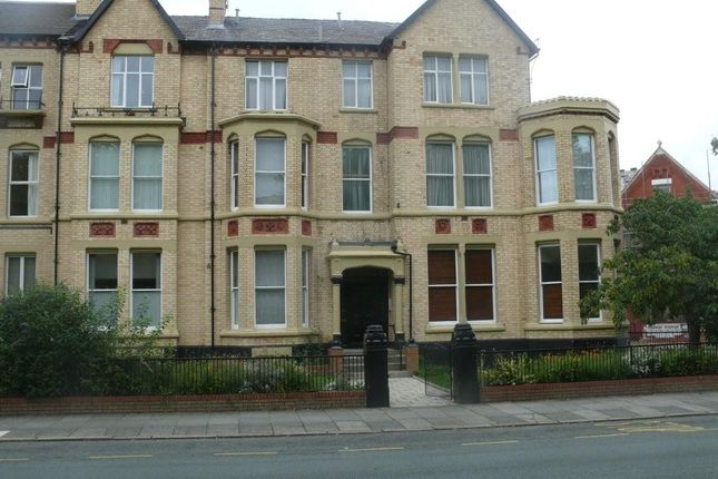 Thumbnail Flat to rent in Princess Avenue, Liverpool