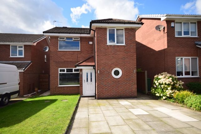 Thumbnail Detached house for sale in Upper Lees Drive, Westhoughton