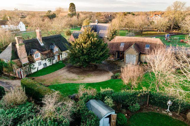 Thumbnail Detached house for sale in 22 Broughton Road, Middleton, Milton Keynes