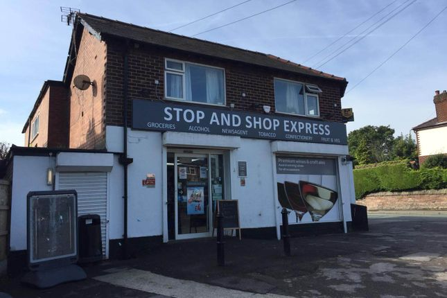 Thumbnail Retail premises for sale in Chester Road, Macclesfield