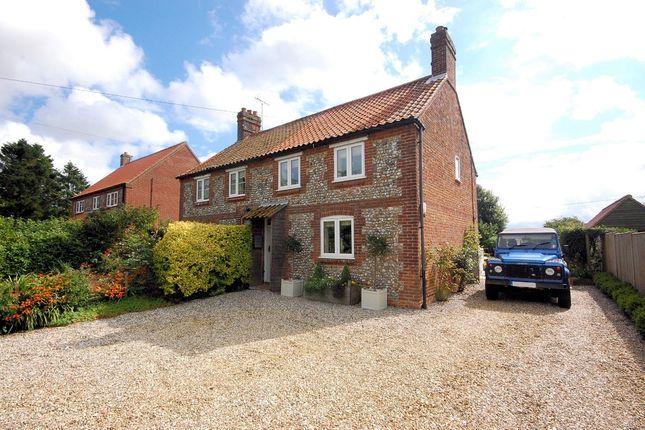 Thumbnail Cottage for sale in Balls Lane, Thursford, Fakenham