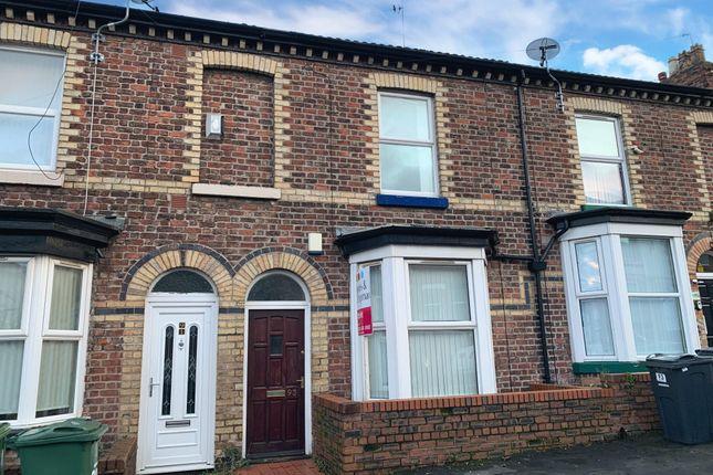 Terraced house to rent in Rodney Street, Tranmere, Birkenhead