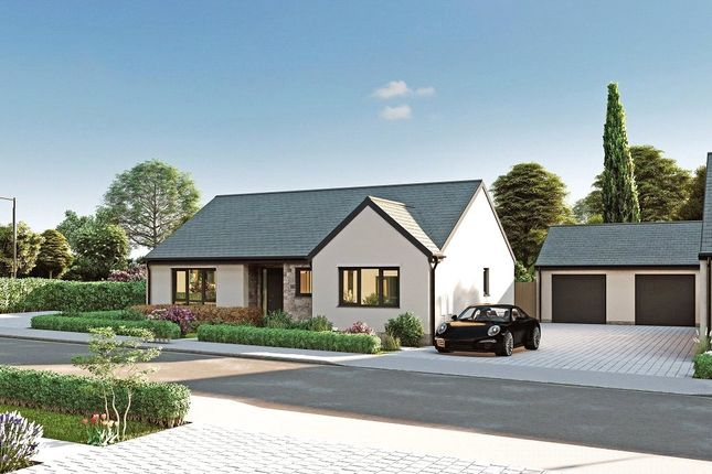 Thumbnail Bungalow for sale in New Build Bungalows, The Heaths, Illogan, Cornwall