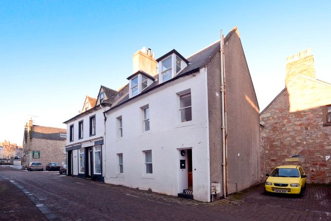 Thumbnail Town house for sale in Castle Street, Duns