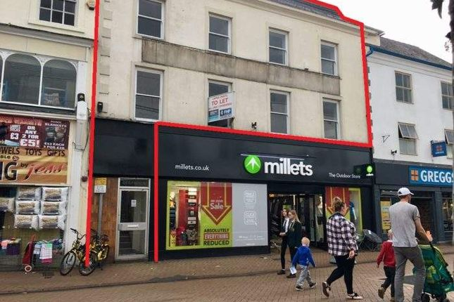 Thumbnail Retail premises to let in Upper Floors, 9-11 West Gate, West Gate, Mansfield