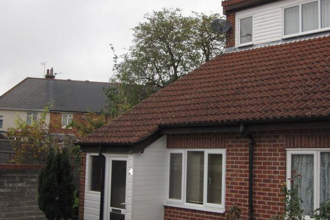 Thumbnail Maisonette to rent in Louise Road, Dorchester