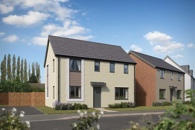"""Thumbnail Detached house for sale in """"The Clayton Corner"""" at Bridge Road, Old St. Mellons, Cardiff"""