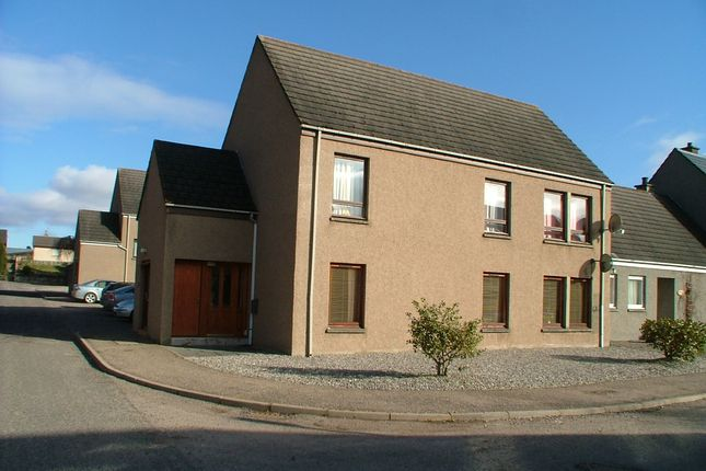 Thumbnail Flat for sale in 34 South West High Street, Grantown On Spey