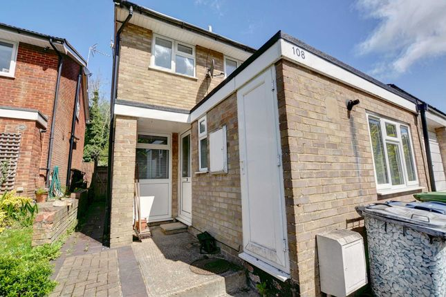 Thumbnail Semi-detached house to rent in Slade Road, Stokenchurch, High Wycombe