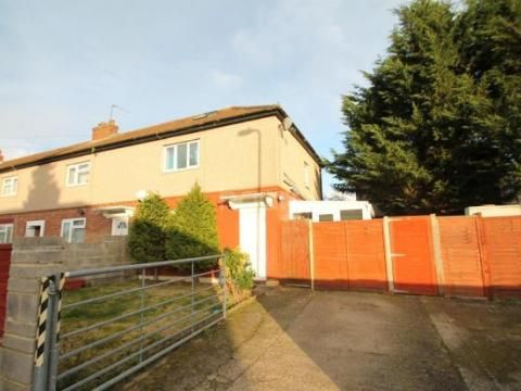 Thumbnail End terrace house to rent in Beechwood Road, Slough