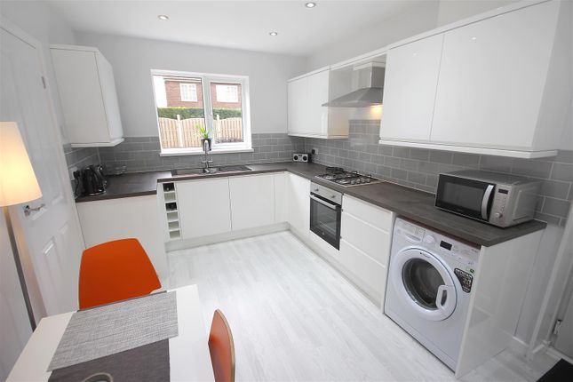 Dining Kitchen of Lupton Road, Sheffield S8