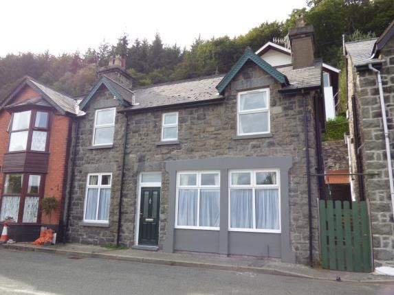 Thumbnail Semi-detached house for sale in Trefriw, Conwy, North Wales