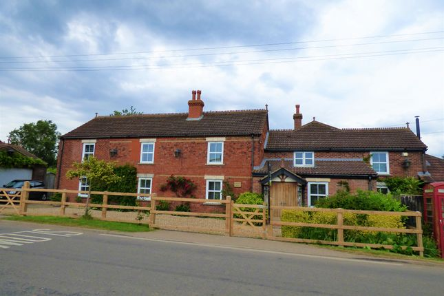Thumbnail Detached house to rent in Main Road, Covenham St. Bartholomew, Louth