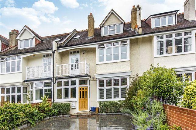 Thumbnail Terraced house to rent in Elmers Drive, Teddington