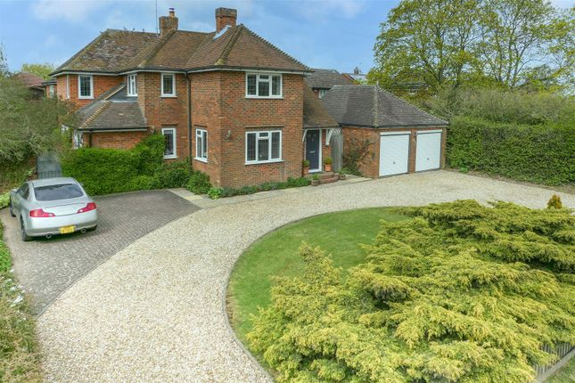 4 bed detached house for sale in Leighton Road, Wing, Leighton Buzzard LU7