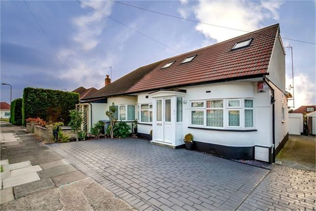 Thumbnail Semi-detached bungalow for sale in Winston Avenue, London