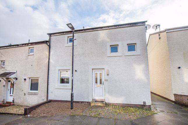Thumbnail Property for sale in 9 East Bowhouse Head, Girdle Toll, Irvine