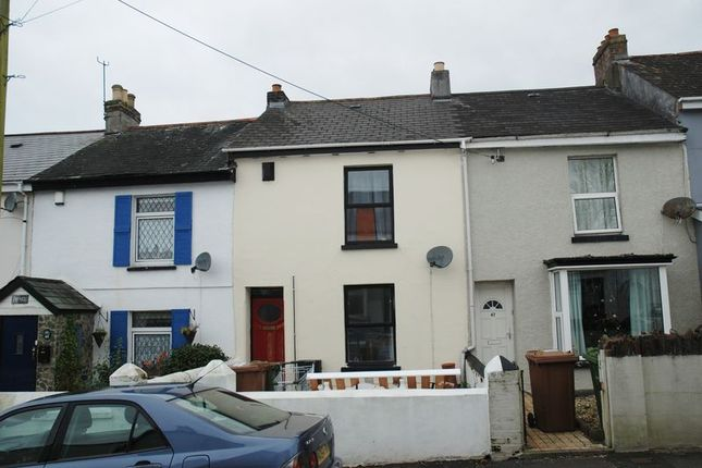 Thumbnail Terraced house to rent in Butt Park Road, Honicknowle, Plymouth