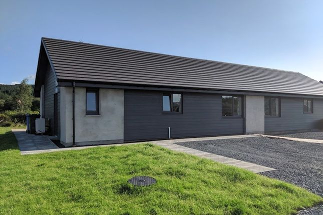 Thumbnail Semi-detached bungalow for sale in Aros, Isle Of Mull