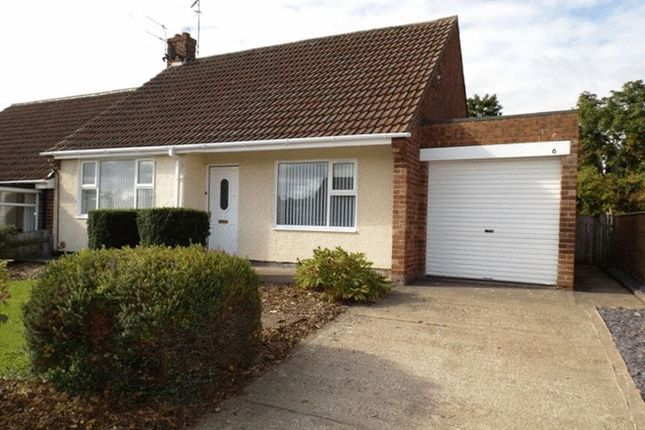Thumbnail Bungalow to rent in Crawhall Crescent, Morpeth