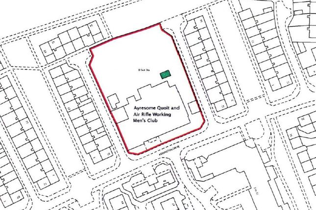 Thumbnail Land for sale in Addington Drive, Middlesbrough