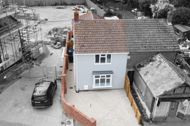 3 bed semi-detached house for sale in High Street, West Mersea, Colchester CO5