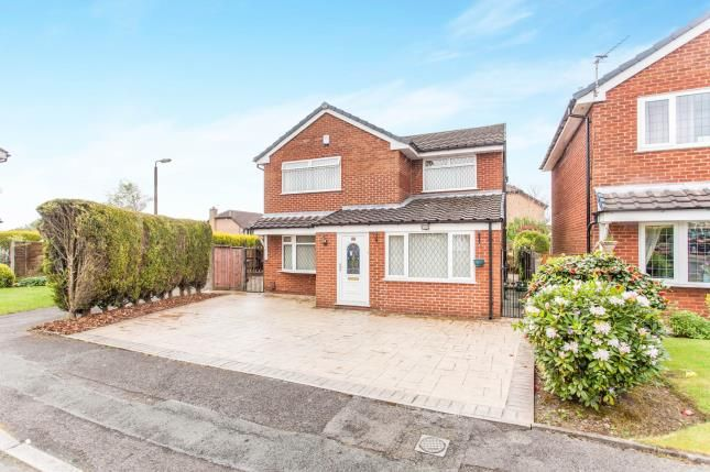 Thumbnail Detached house for sale in Daisy Hall Drive, Westhoughton, Bolton, Greater Manchester