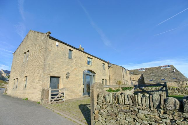 Thumbnail Barn conversion for sale in Hill Lane, Upperthong, Holmfirth