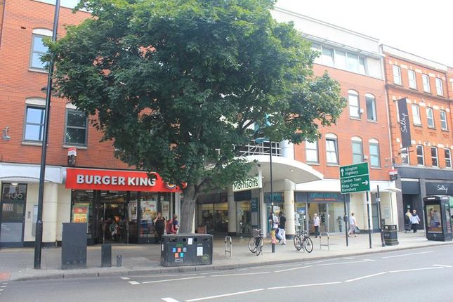 Thumbnail Retail premises to let in Nags Head Shopping Centre, Unit 1, Holloway Road, Holloway