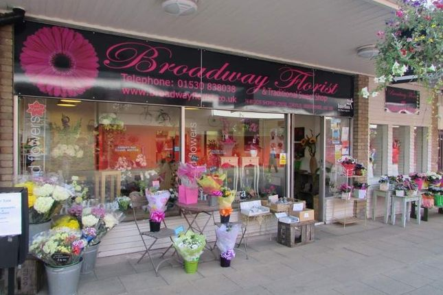 Retail premises for sale in 72-74 New Broadway, Coalville
