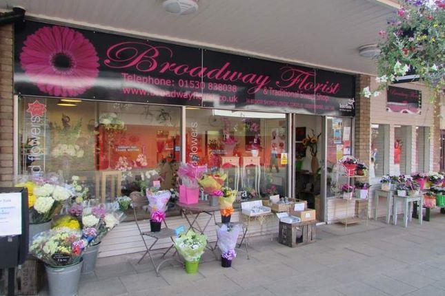 New Broadway, Coalville LE67