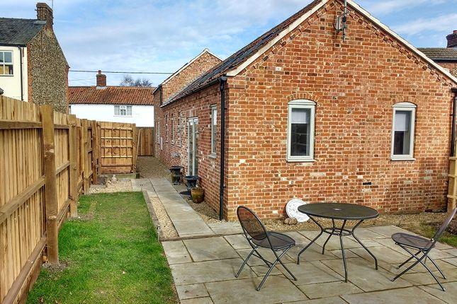 Thumbnail Property for sale in High Street, Whissonsett, Dereham, Norfolk.