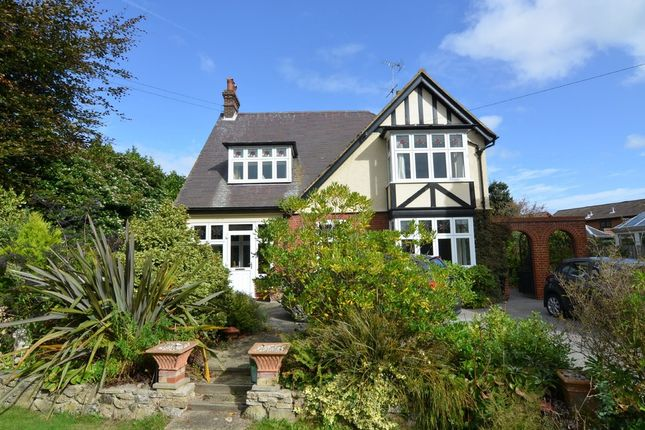 Thumbnail Detached house for sale in Brook Lane, Felixstowe