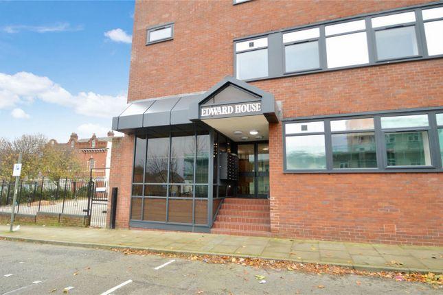 Thumbnail Flat to rent in Edwards House, 30 Edward Street, Stockport, Cheshire