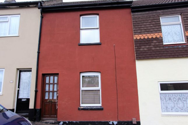 Thumbnail Terraced house to rent in Victoria Road, Chatham, Kent