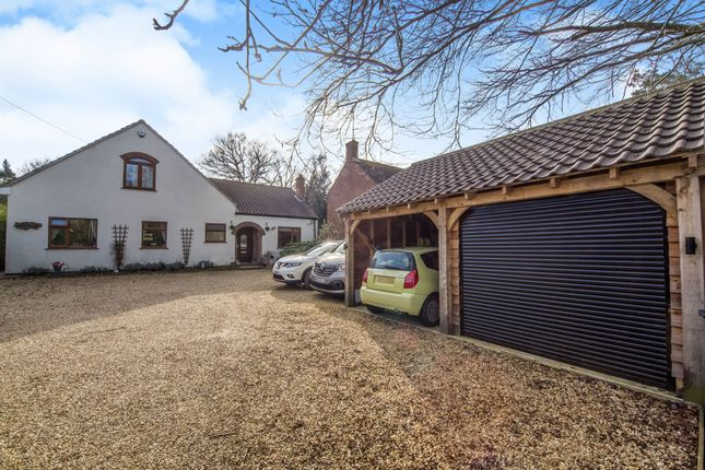 Thumbnail Detached house for sale in Gayton Road, Bawsey, King's Lynn