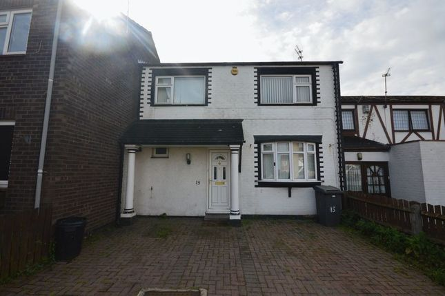 Thumbnail Terraced house to rent in Culham Avenue, Leicester