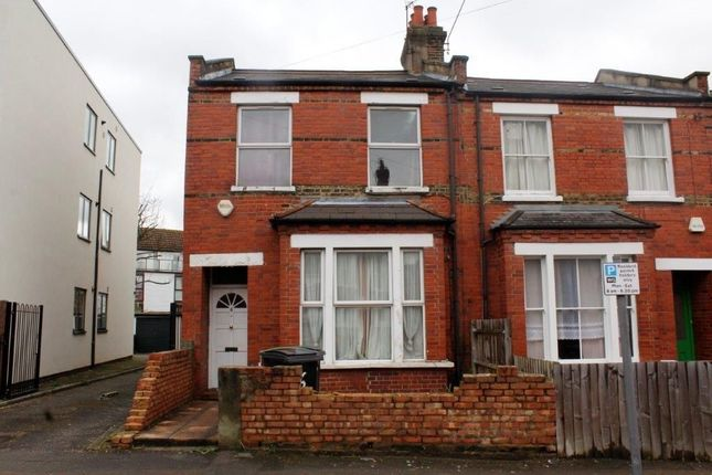 Thumbnail End terrace house for sale in Williams Grove, London